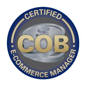 COB Certified E-Commerce Manager Program
