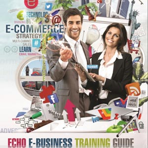 Echo E-Business Training Guide - Produced by Deborah Collier and Graphic Designer
