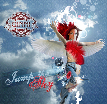Jump the Sky Single - GINNI